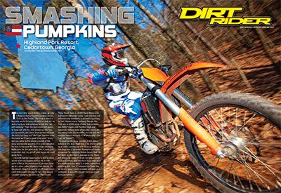 HP Dirt Rider Article